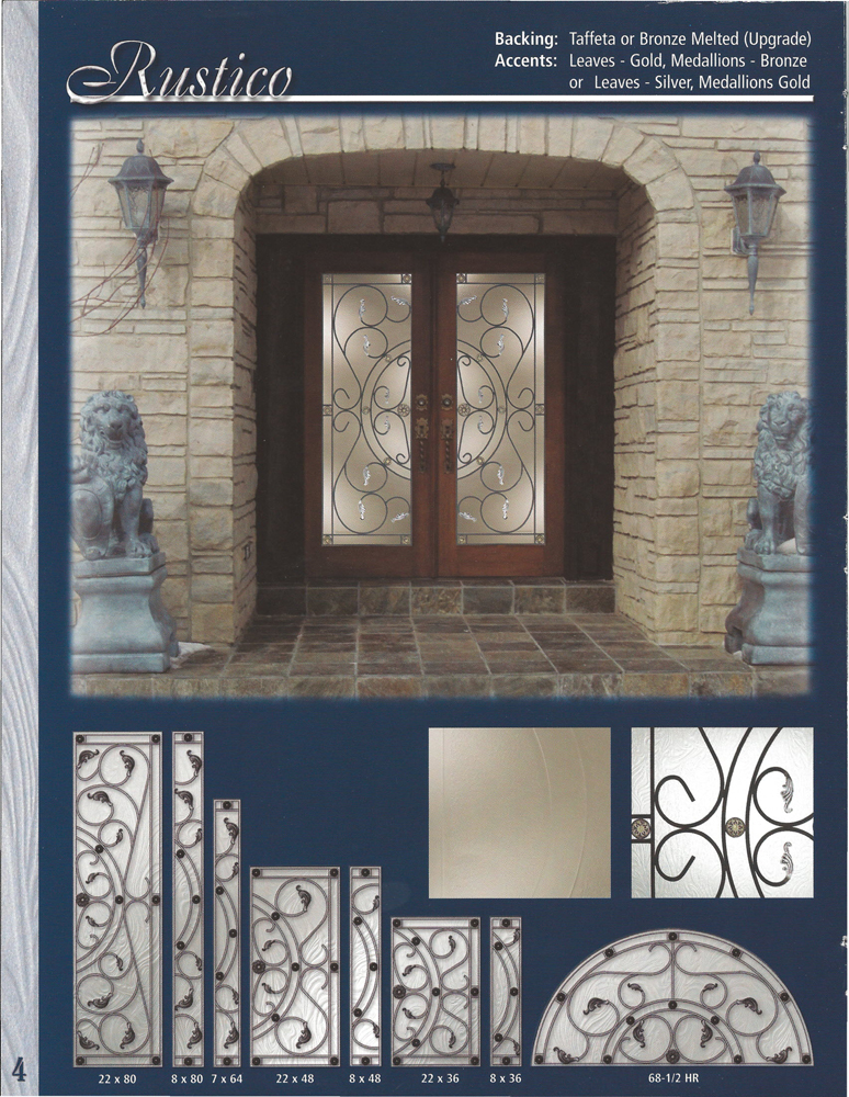 Le Impact Glass And Wrought Iron
