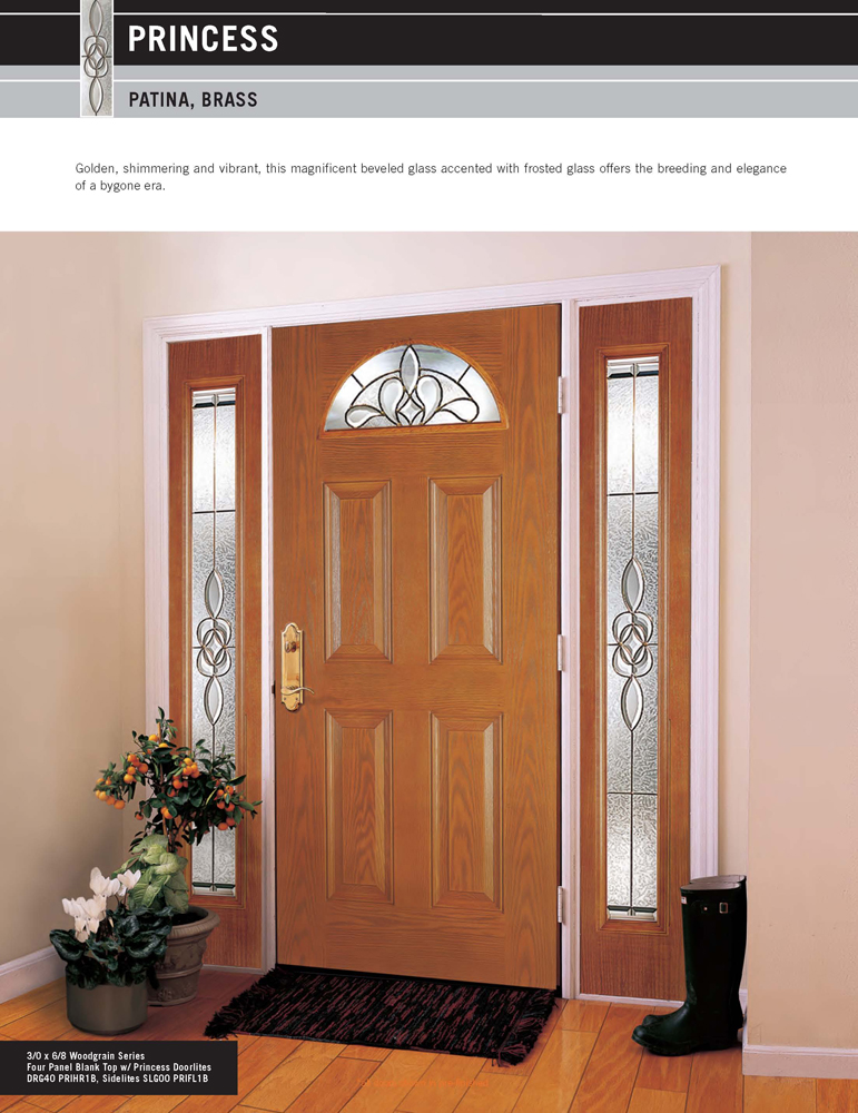 Residential front entry door systems for Door entry systems