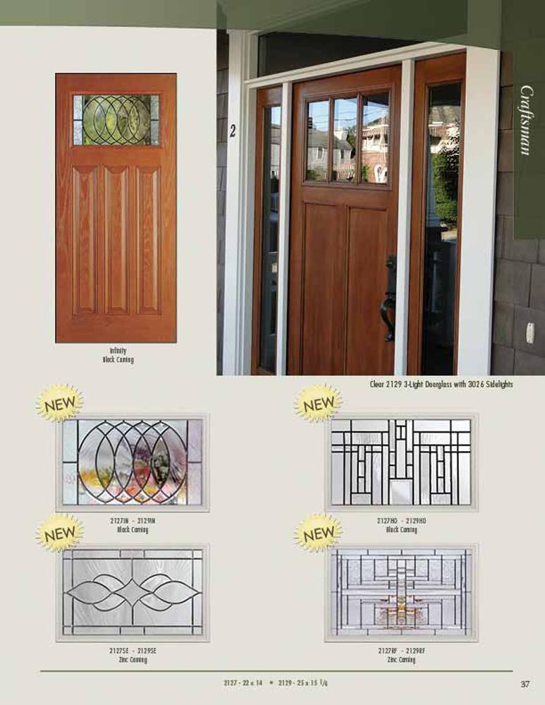 Rsl Decorative Doorglass